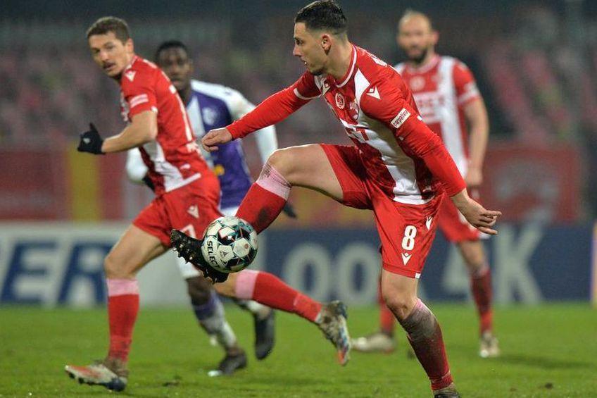 Dinamo s-a făcut de râs și cu Poli Iași