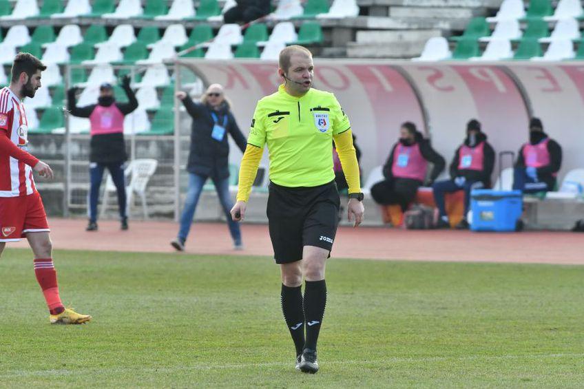 Sepsi și Gaz Metan au remizat, scor 1-1, în runda cu numărul 28 din Liga 1. Meciul a a fost influențat de o eroare gravă de arbitraj - penalty-ul acordat medieșenilor în repriza a doua.