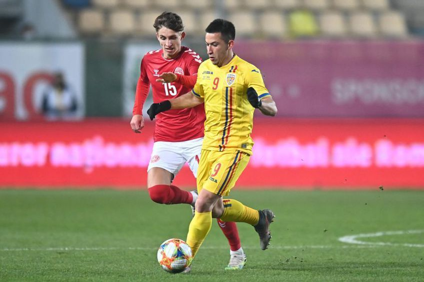 România U21 începe miercuri aventura la Campionatul European de tineret, contra Țărilor de Jos U21