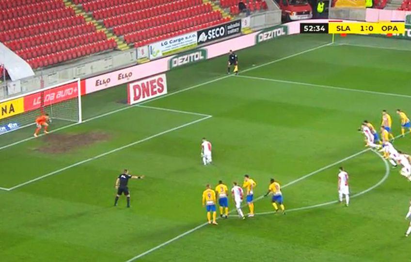 Nicolae Stanciu (27 de ani) a marcat din penalty în victoria obținută de Slavia Praga cu Opava, scor 4-0, în etapa cu numărul 24 a primei ligi din Cehia.