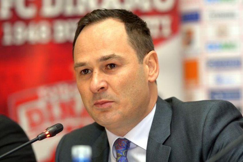 Ionuț Negoiță pare hotărât să vândă Dinamo