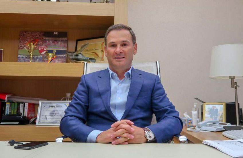 Ionuț Negoiță vinde Dinamo pe un leu