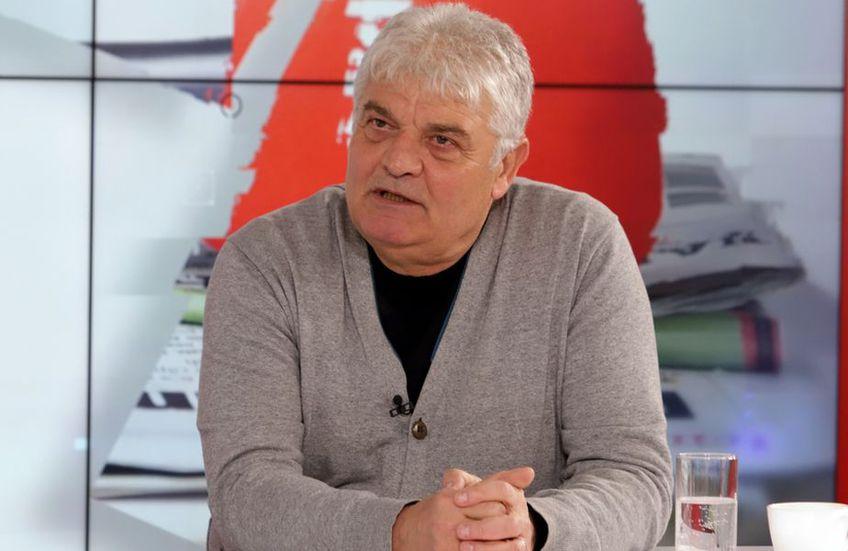 Ioan Andone ar putea fi președintele lui Dinamo