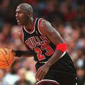 Michael Jordan în sezonul 1997-1998 FOTO: Guliver/GettyImages