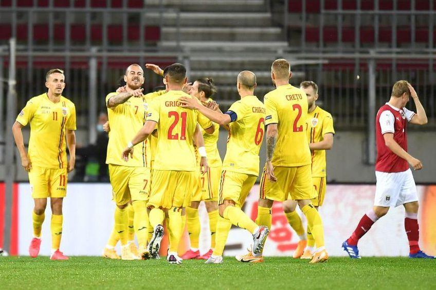 Alexandru Crețu a debutat la echipa națională sub Mirel Rădoi