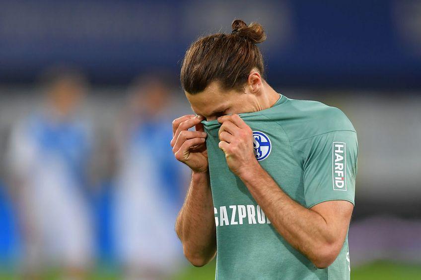 Schalke 04 a retrogradat din Bundesliga // foto: Guliver/gettyimages