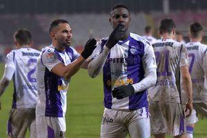 """Cephas Malele, atacantul-vedetă de la FC Argeș, are oferta pe masă: """"Este o propunere consistentă pentru Liga 1"""""""