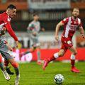 Dinamo riscă să retrogradeze la finalu sezonului
