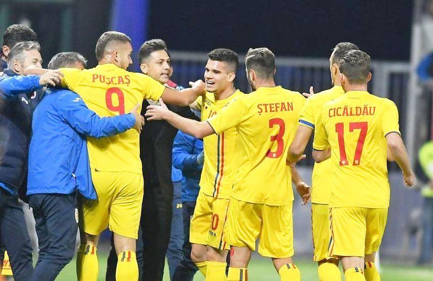 Gică Popescu (53 de ani), fostul căpitan al naționalei României, crede că reprezentativa lui Mirel Rădoi (40 de ani) ar trebui să țintească o medalie la Jocurile Olimpice de la Tokyo, din acest an.