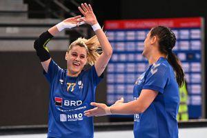 România a spulberat Macedonia de Nord și s-a calificat la Campionatul Mondial de handbal feminin!