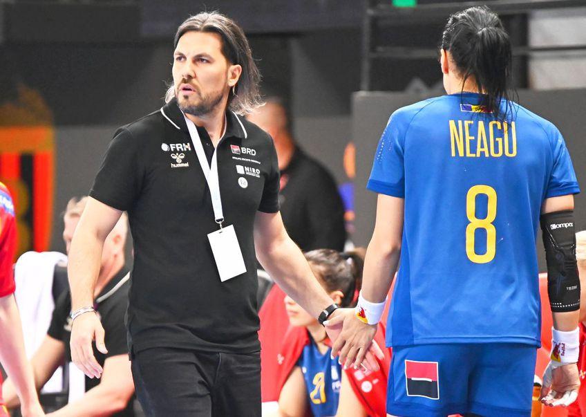 Cristina Neagu (32 de ani) nu va mai îmbrăca tricoul primei reprezentative până la turneul final.