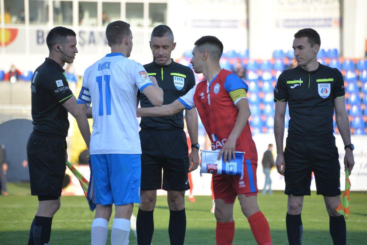 FC Botoșani - CS Universitatea Craiova, 21 04 2021 / FOTO: Ionuț Tabultoc