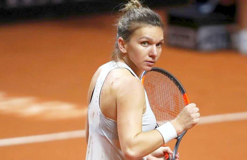 Simona Halep (29 de ani, 3 WTA) o va înfrunta pe cehoaica Marketa Vondrousa (21 de ani, 20 WTA) în turul secund al turneului WTA de la Stuttgart.