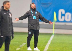 """Marinos Ouzounidis s-a enervat și n-a rezistat până la finalul interviului: """"Aici a fost altceva, nu fotbal!"""""""