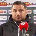 FC Botoșani și CS Universitatea Craiova au remizat, scor 1-1, în runda secundă din play-off. Marius Croitoru (40 de ani) nu a fost impresioant de prestația oltenilor.