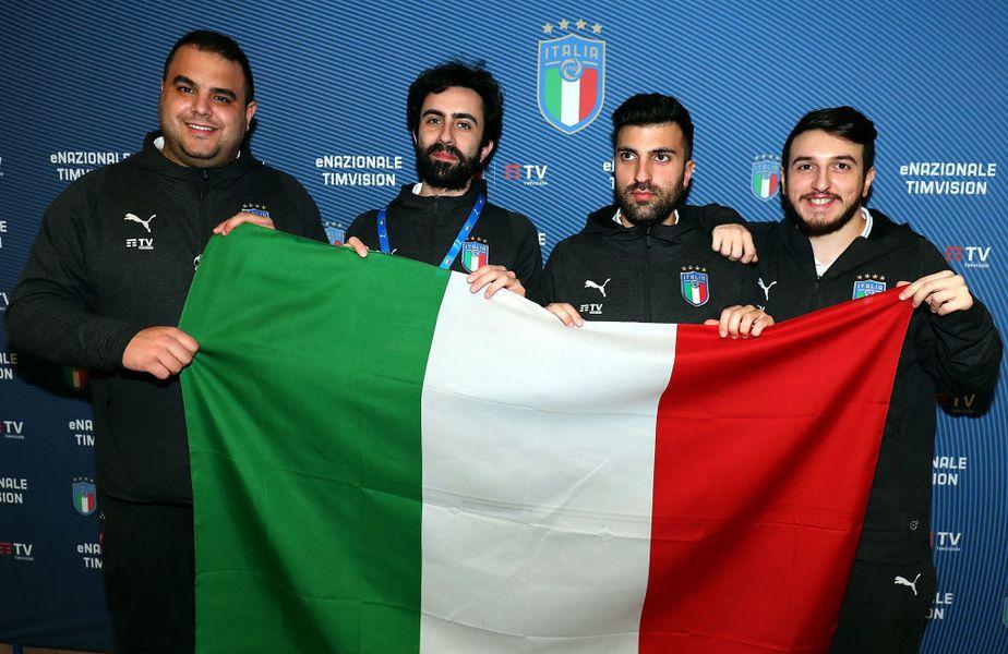 Naționala Italiei de PES