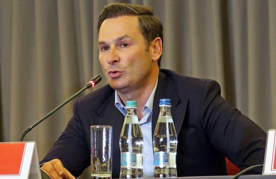 Ionuț Negoiță i-a atacat pe investitorii care voiau să cumpere Dinamo