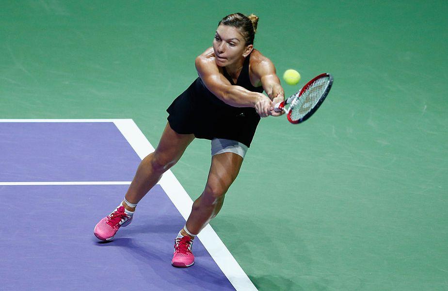 Simona Halep are o singură victorie în fața jucătoarelor de pe locul 1
