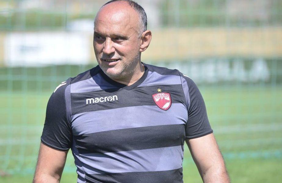 Florin Prunea își încheie contractul cu Dinamo în luna iunie
