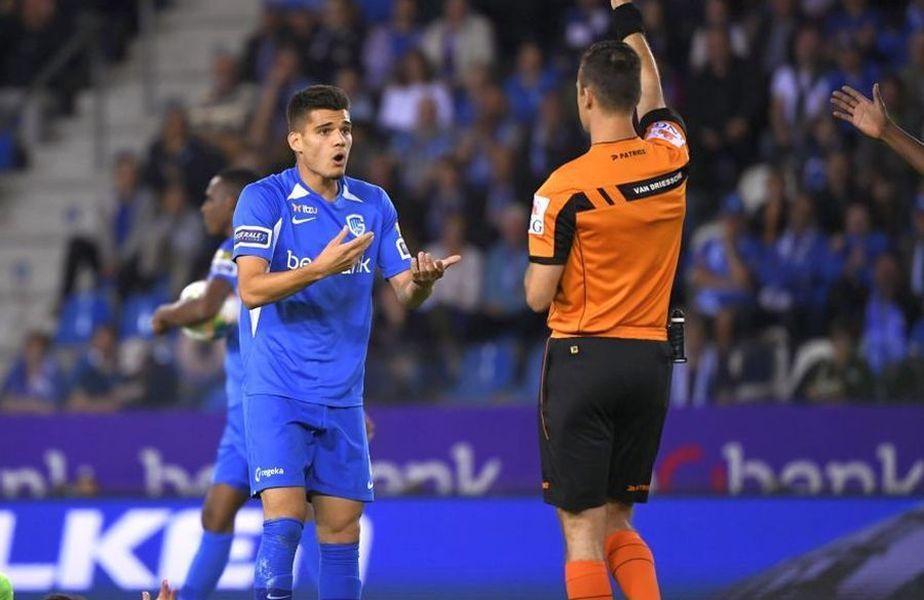 Ianis Hagi poate fi înlocuit la Genk de Vlad Dragomir