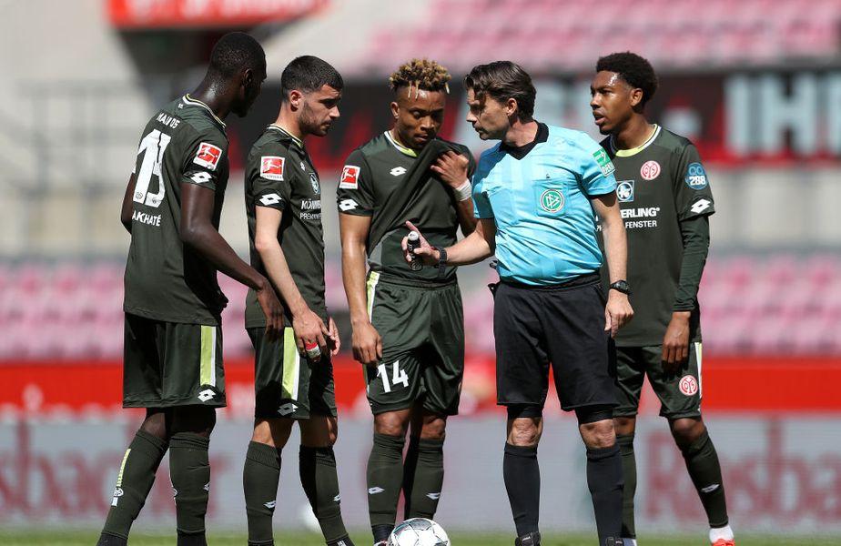 Două etape de Bundesliga, omagiu pentru victimele coronavirusului
