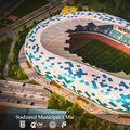 Stadionul din Slatina va fi supus unui amplu proiect de modernizare, începând cu finalul acestui an.  FOTO: olttv.ro
