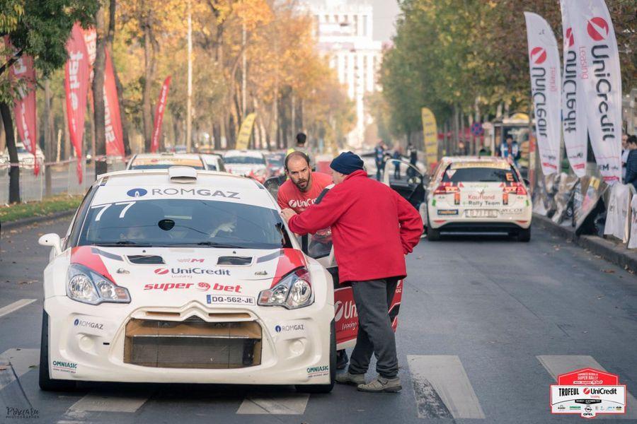 Start pentru sezonul 2021 din Campionatul Național de Super Rally