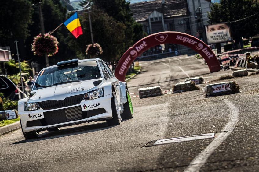 foto: facebook/Campionatul national de Super Rally