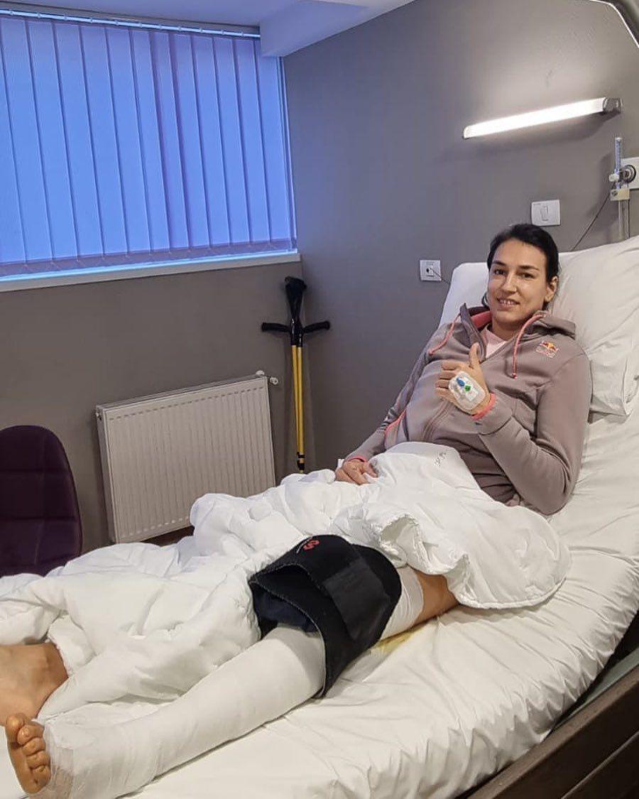 Cristina Neagu s-a operat! Mesaj de pe patul de spital