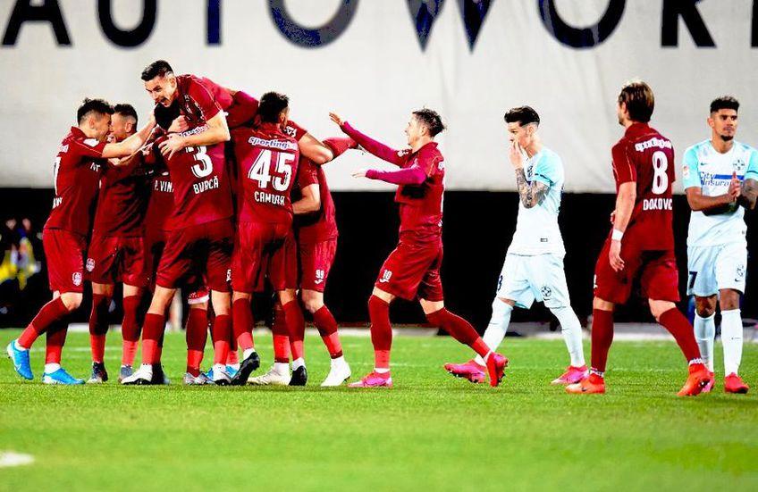 După 2-0 cu FC Botoșani, CFR Cluj se îndreaptă spre al treilea titlu consecutiv în Liga 1 și ar putea primi o veste importantă, pe plan financiar, așa cum a anunțat Vasile Dâncu.