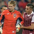 Arlauskis pleacă de la CFR Cluj