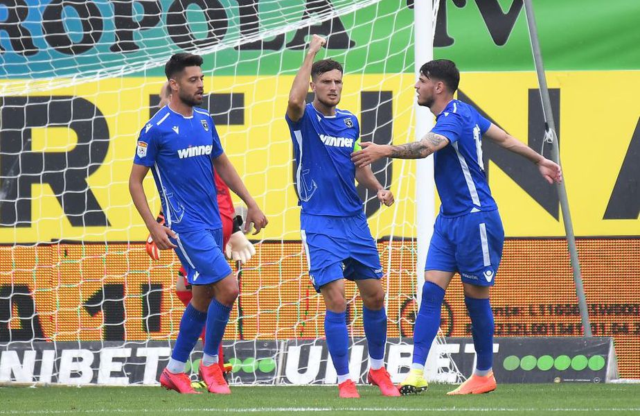 FC Vountari a învins-o pe Poli Iași, scor 1-0 // FOTO: Raed Krishan