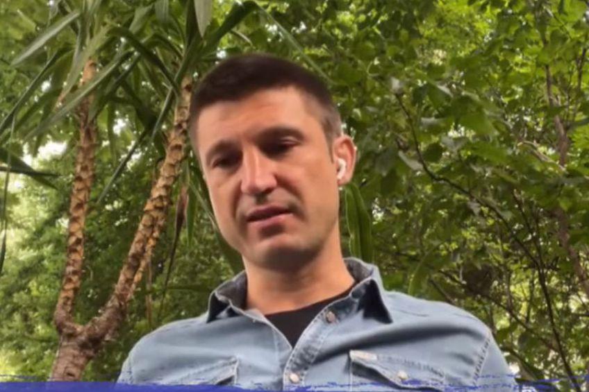 Andrei Cristea, la GSP Live