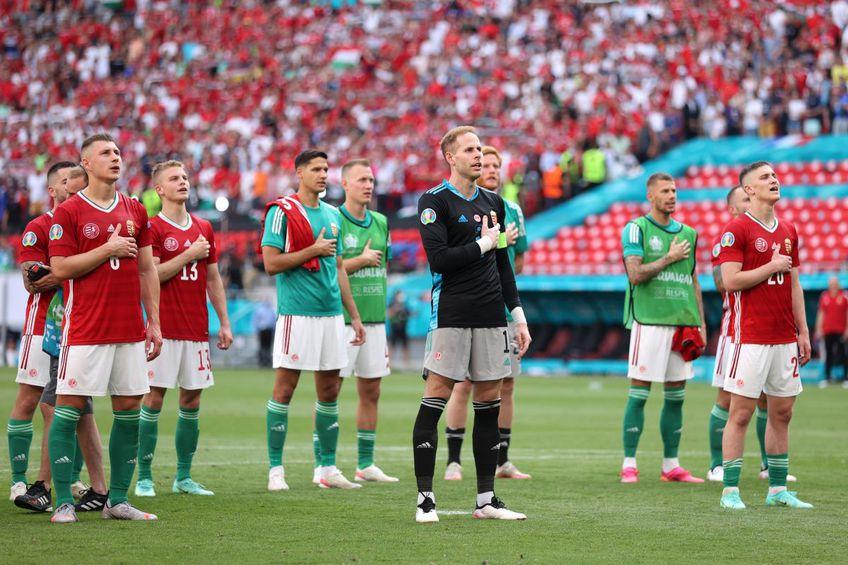 Ungaria a pierdut cu Portugalia, 0-3, și a remizat cu Franța, 1-1 // foto: Guliver/gettyimages