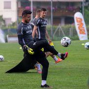 Antrenament CFR Cluj, 20.06.2021, în cantonamentul din Austria (foto: Raed Krishan/GSP)