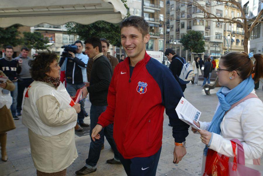 """""""Am semnat de două ori cu Rapid, dar n-am jucat niciun minut pentru ei"""" + cum a plătit din cauza conflictului din familia Becali"""