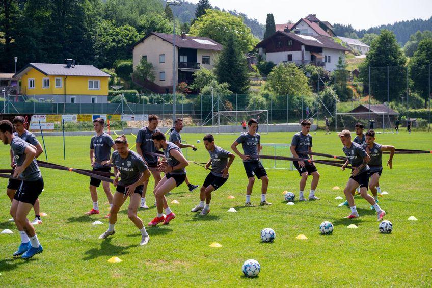 CFR Cluj pregătește amicalul cu Akademia Puskas