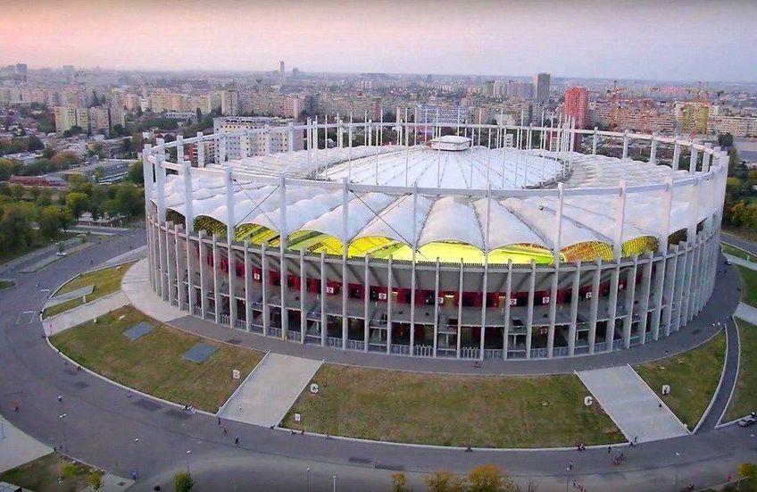 Jucătorii Austriei și cei ai Ucrainei au ajuns la Arena Națională cu aproximativ două ore înaintea meciului decisiv din grupa B de la Euro 2020.