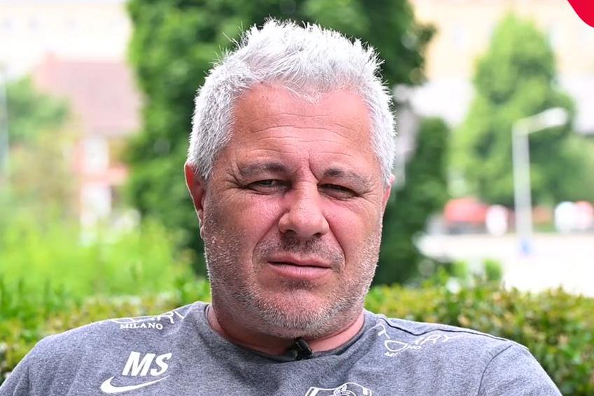 Înainte să semneze cu CFR Cluj, Marius Șumudică (50 de ani) a negociat cu Gigi Becali (62) pentru o colaborare la FCSB pe care admite că i-ar fi fost greu s-o pornească.