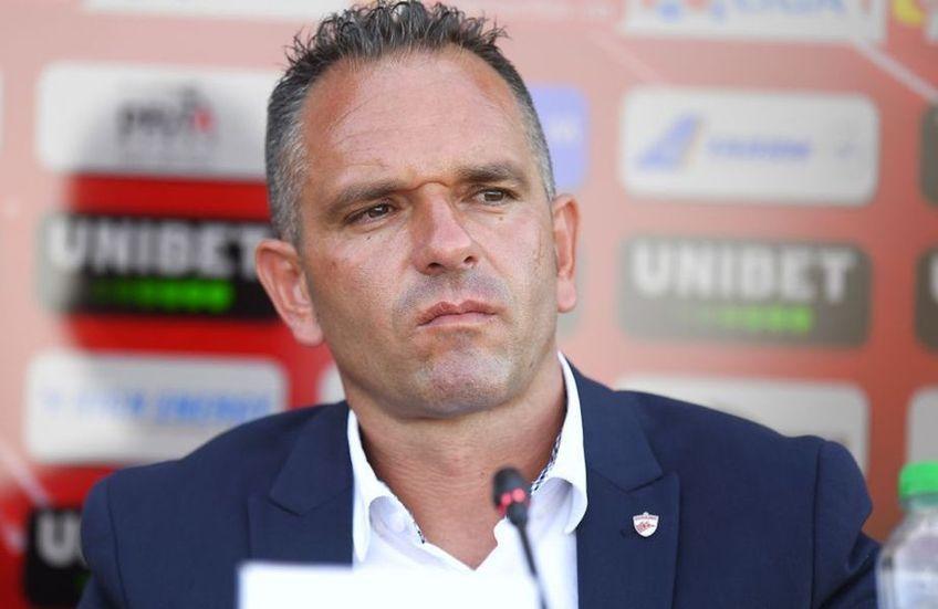 Pablo Cortacero solicită o adunare extraordinară a acționarilor de la Dinamo. Vrea să demită membrii Consiliului de Administrație și să propună un plan de redresare financiară.