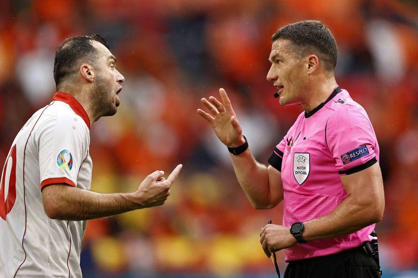 Olanda a învins-o pe Macedonia de Nord, scor 3-0, și termină grupa C cu un bilanț perfect, 9/9. Istvan Kovacs a debutat la Euro 2020 în ultimul meci al lui Goran Pandev pe scena internațională.