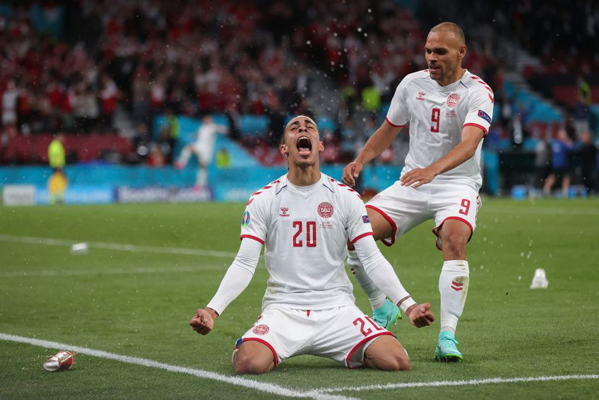 Rusia - Danemarca, live pe GSP // foto: Guliver/gettyimages
