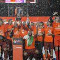 CFR campioană, Dinamo se salvează lejer!