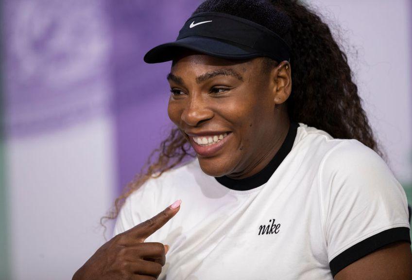 Serena Williams (38 de ani, 9 WTA) este pe lista finanțatorilor unei echipe de fotbal feminin cu sediul în Los Angeles.