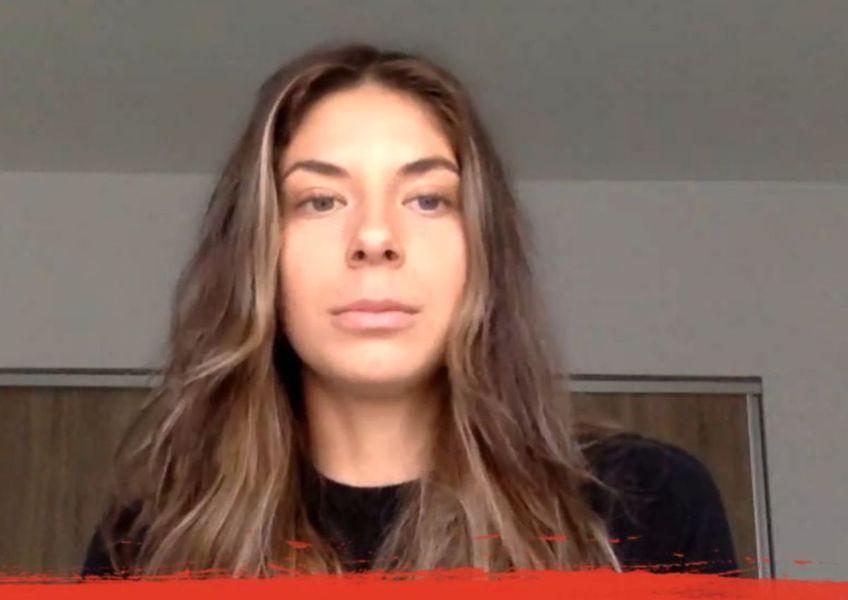 Gianina Beleagă, într-un interviu pentru GSP Live