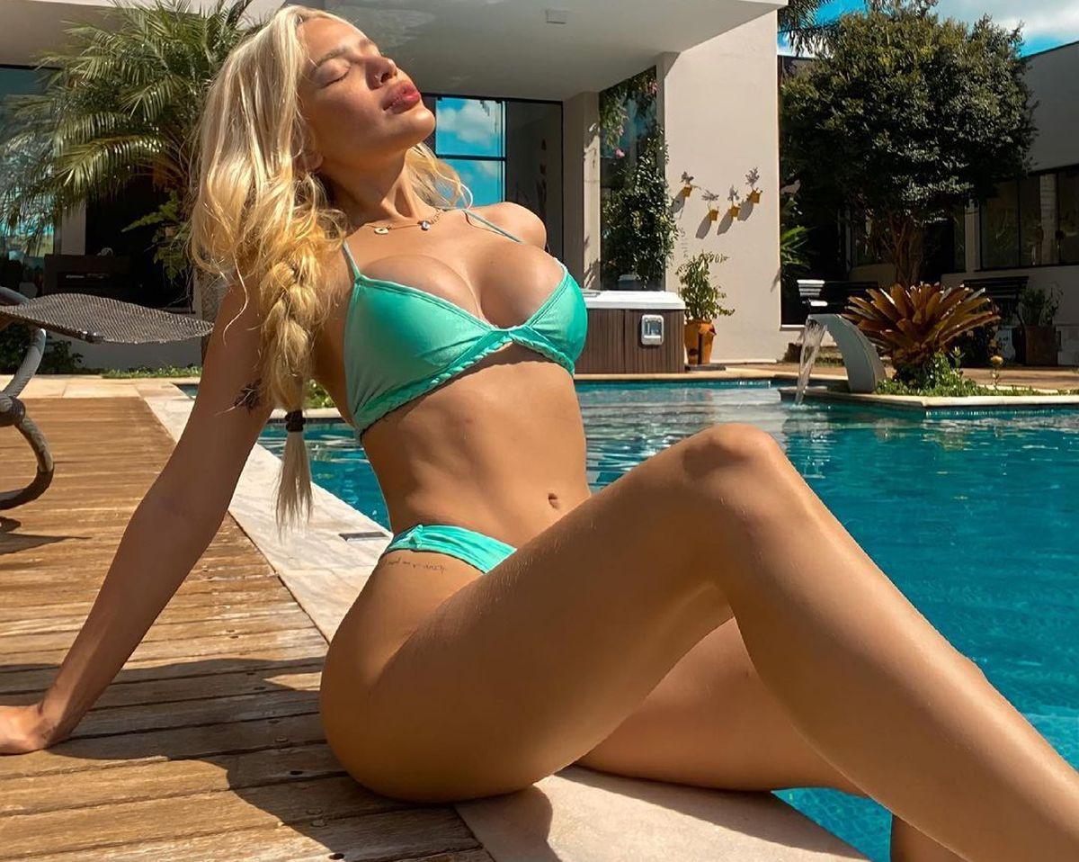 Karoline Lima, iubită Eder Militao