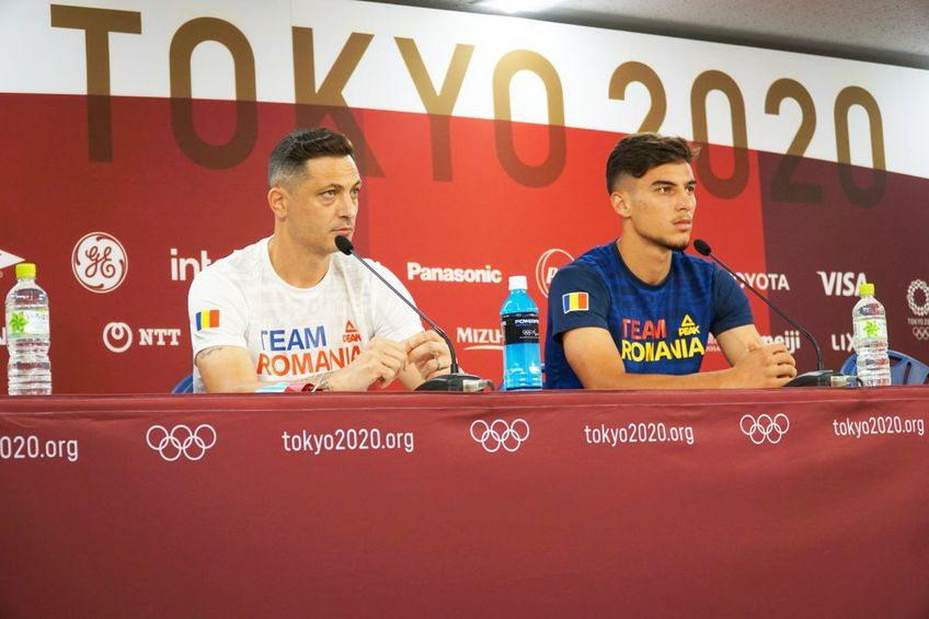 Mirel Rădoi și Marco Dulca // foto: frf.ro