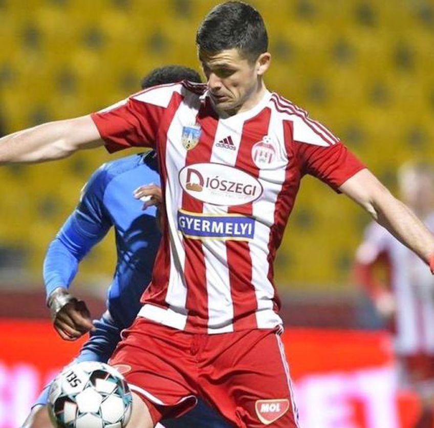 Andrei Dumiter a semnat cu FCSB