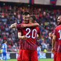 CSA Steaua au urcat acum pe locul 13 la academii de juniori