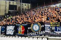 """Peluza Sud, mesaj războinic înainte de FCU - Dinamo: """"Să le reamintim patrupedelor cum e să joci cu Universitatea Craiova"""""""